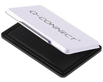 Black Ink pad, Scrapbooking, Ink, Stamp Pad, Stamp Ink, Stamp Ink Pad, Ink Pad Set, Ink Pad for Stamps, Ink pad for Paper 110 X 70mm