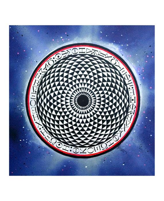Torus Sacred Geometry