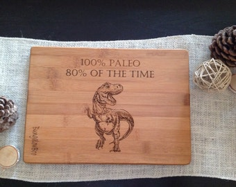 100% Paleo 80 percent of the Time, T Rex, PALEO, Clean Eating, JERF, low carb eating