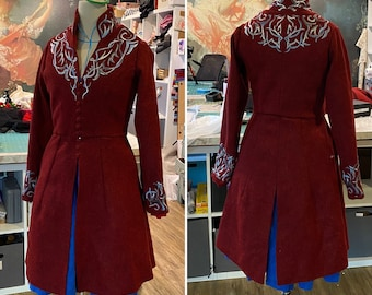 Hand Embroidery Files to make your own Healer Kefta: Files to stitch out your own Shadow and Bone cosplay || Digital Files Only