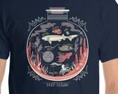 T-Shirt: Deep Ocean Ecosystem