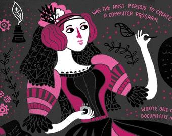 Women in Science: Ada Lovelace