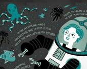 Women in Science: Sylvia Earle