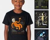 Children's T-Shirt: Women in Science