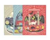 Pick Three of the Ecosystem Prints DEAL