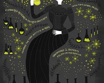 Women in Science: Marie Curie