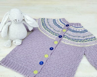 Newborn Baby Girls Boys Knit Sweater Layette Strap Cute Pig Nose Tassel Outfit