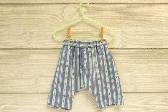SEWING PATTERN, Baby Boy Pants Pattern, Baby Shorts Pattern , Mock ...