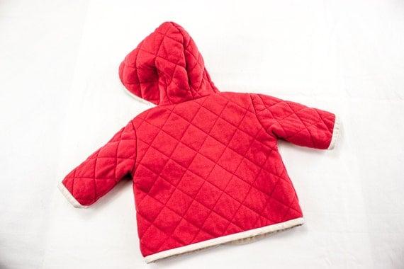 SEWING PATTERN, Baby Jacket Sewing Pattern, Baby Jacket Pattern ...