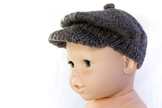 f1097334d shopping knit newsboy hat pattern baby kicks 87ae3 2a9fd