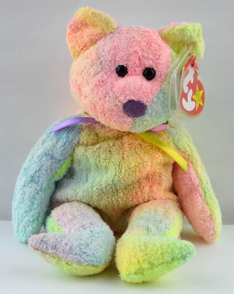 1fce601561e Ty Beanie Baby Groovy the Bear