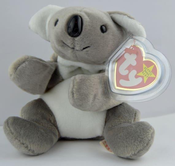 064ec6fc18f Ty Mel the Koala Bear Beanie Baby Retired