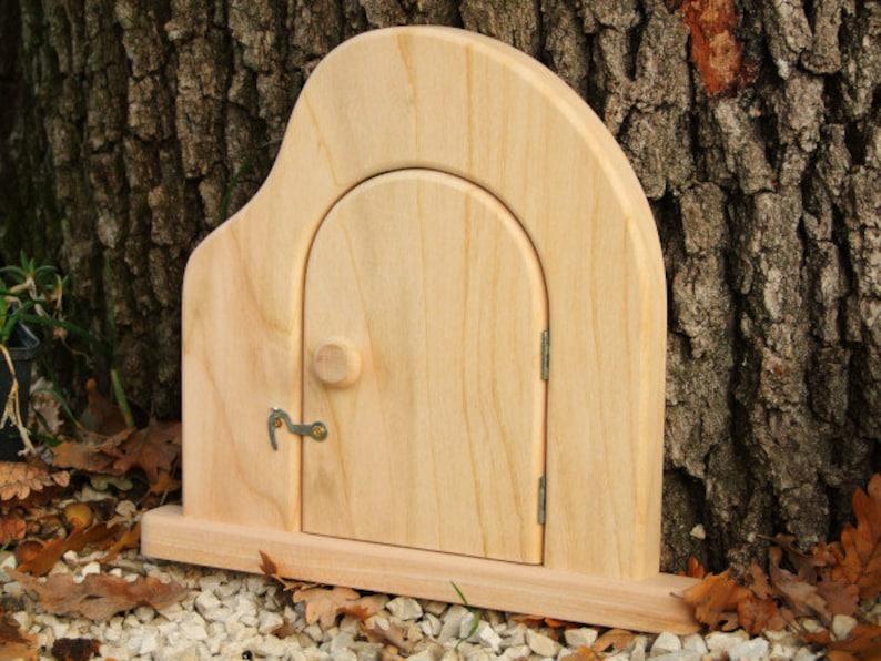 Magic Fairy Door open door, Elf Door, Gnome door, doll house