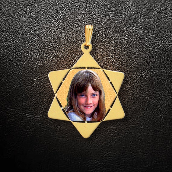 Photo charm,Photo Necklace,Photo pendant,Custom Necklace,Gold Charm,Gold Necklace,Personalized Jewelry,Gift for Her,Custom jewelry,USA MADE