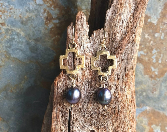 Paths Cross Earrings