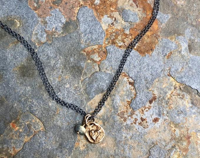 Petite Love Necklace