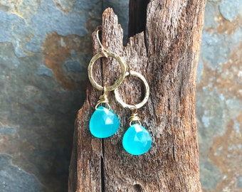 Sand and Sea Earrings