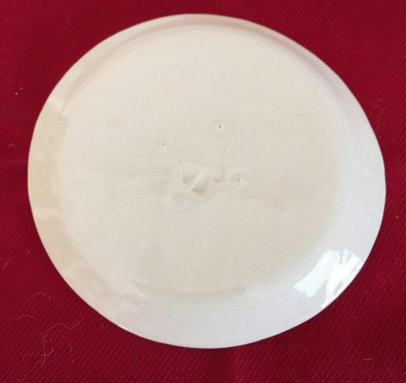 tea bag holder small plate coin holder Ring dish little dish hostess gift. soap dish