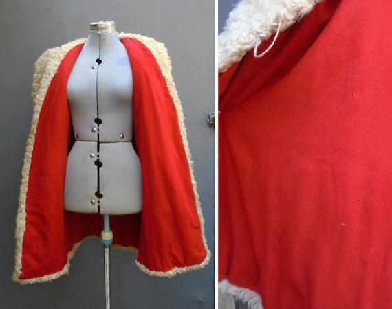 Superb Original Vintage 1940s Coat Jacket Hood Mu… - image 8