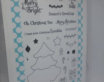 Oh, Chistmas Tree by Pretty Cute Stamps