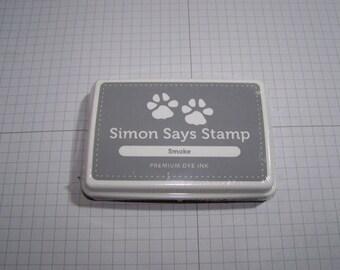 Simon Says Stamp Ink - Smoke