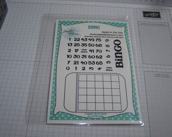 Jaded Blossom - Bingo
