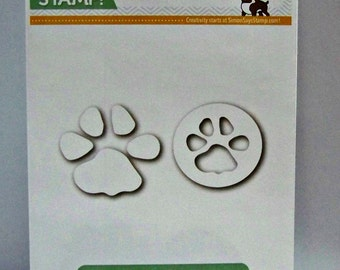 Simon Says Stamp PAWS Craft Dies