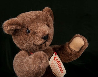 West German 1985 Althans Special Edition Teddy Bear