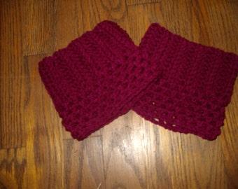 Womens Boot Socks - Boot Socks Womens Wool - Boot Cuffs - Womens Boot Cuffs - Womens Boots - Socks - Crochet Boot Cuff - Boot Socks - Cuffs