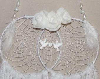 Dream Catcher Wedding gift for Bride Goom, boho Dream Catcher Wall Hanging