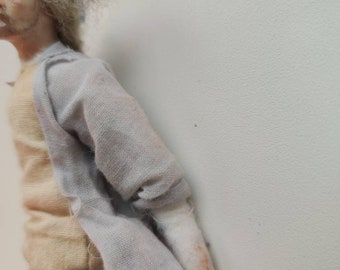 """Rustin """"Rust"""" Cohle True Detective doll"""