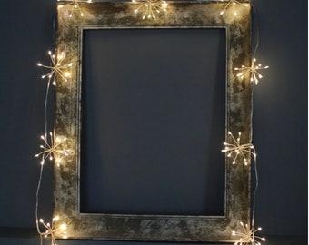 Starburst lights, fairy lights, christmas lights, wedding lighting, wedding decor, party decor