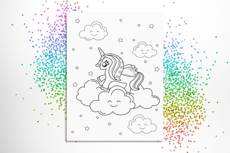 photo regarding Unicorn Printable Colouring Pages known as Magical Unicorn coloring web site printable colouring internet pages coloring sheets colouring webpage routines for small children coloring sheets printable