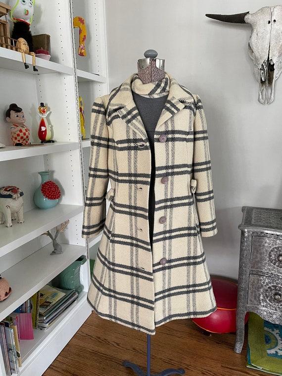 Vintage Lilli Ann Knits Suit Dress and Coat Ensemb