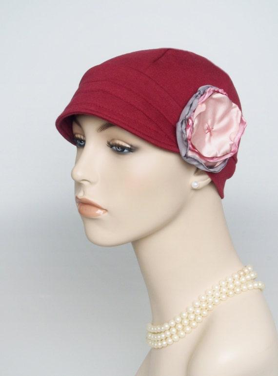 Leucemia Womens cancro cappello donna Alopecia chemio Headwear  9712ced6a0d5