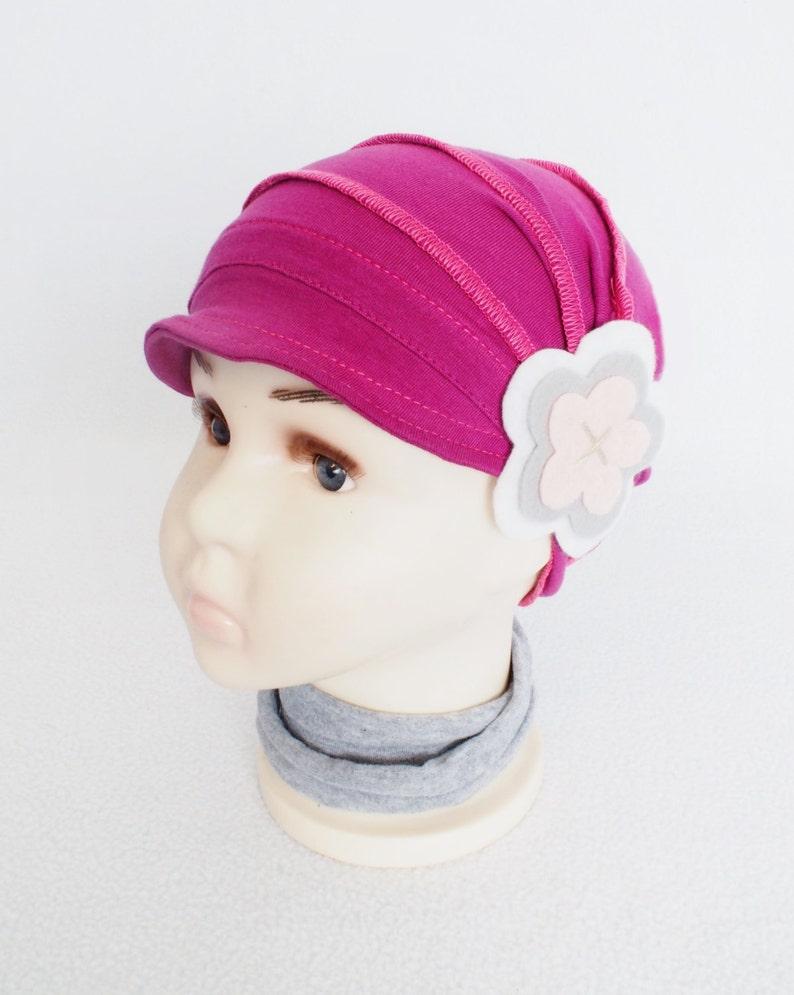 Ragazze cancro cappello bambini leucemia Alopecia chemio  765e0bbbd047