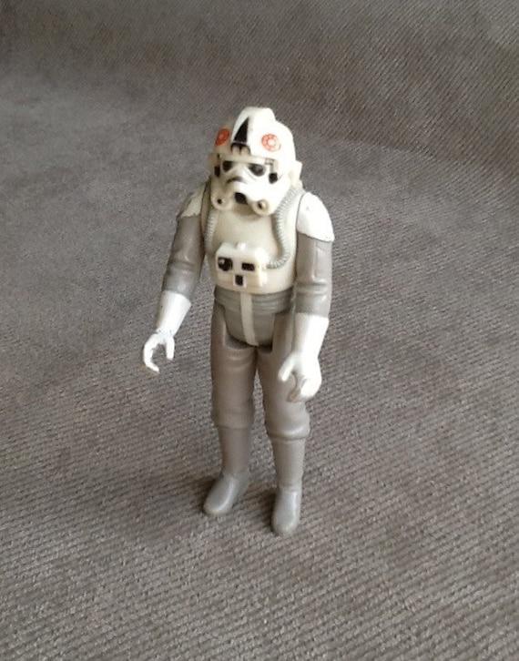 Rare Vintage Figure Star Wars Vintage 1980 LFL Kenner Action Figure AT-AT Driver Empire Strikes Back