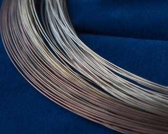 Brass, Bronze and Copper Solder wires - Excellent Color Match