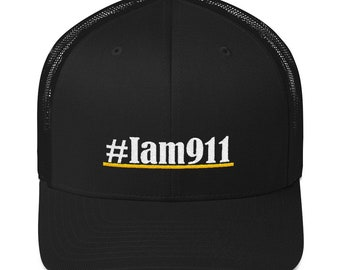I Am A 911 Dispatcher American Flag Men//Women Stretchy /& Soft Sports Beanie Hat