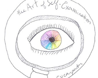 The Art of Self-Examination - Workbook, pdf, creativity exercises, coaching session discount
