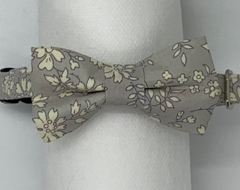 Break away Cat collar with removable bow tie.