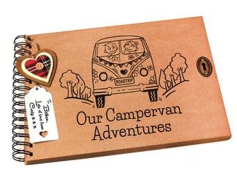 2c2a64cf6596 Campervan Adventures Scrapbook