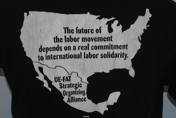 90 s t-shirt femmes ensemble féministe fait mens USA Union fait féministe solidarité sans frontières Ue Fat l'égalité s'unir! Alliance stratégique Organisation 0a5c0e