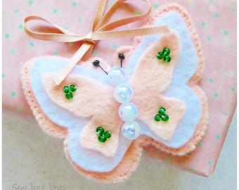 Butterfly pdf Sewing Pattern