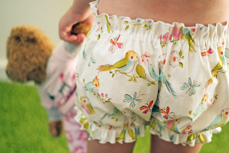 Sweet Dreams Vintage Bloomers pattern  perfect for Summer image 0