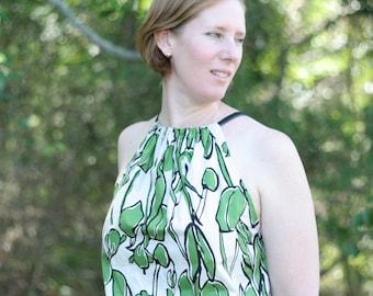 Cool Change Maxi Dress pattern: ladies edition - summer dress - PDF sewing pattern