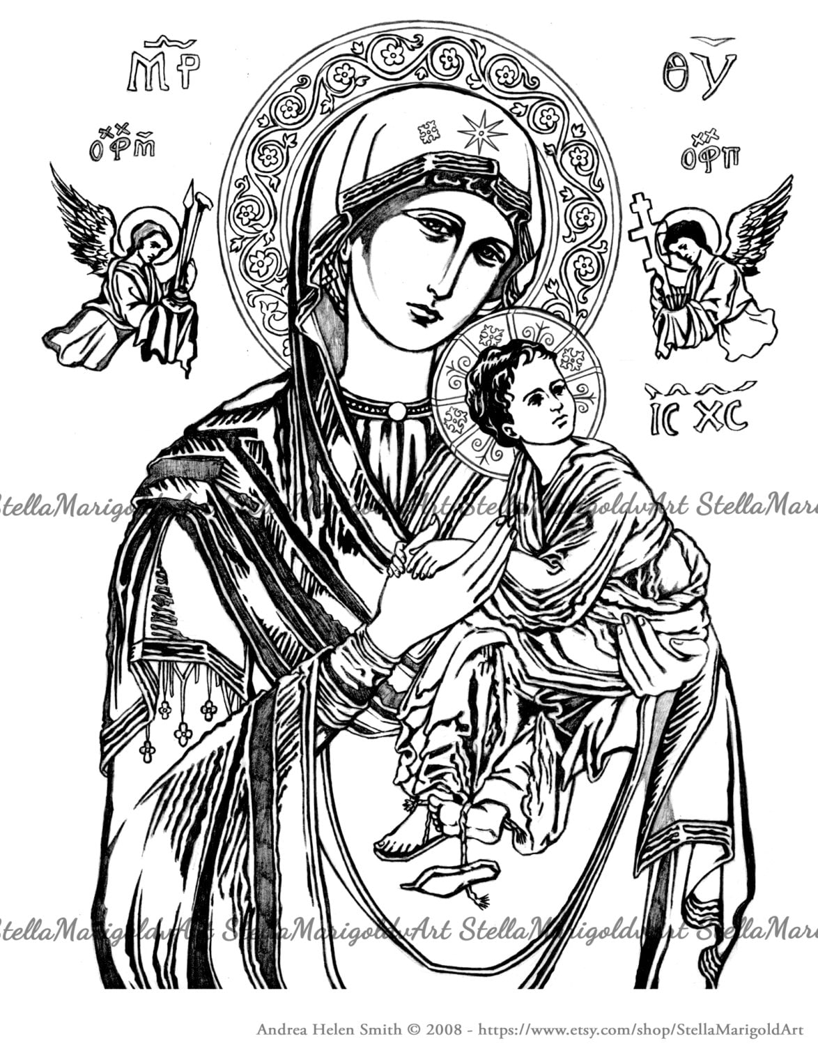 Famous Our Lady Of Guadalupe Coloring Page Ideas - Printable ...