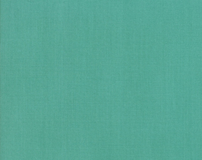 Le Pavot Pond Solid designed by Sandy Gervais for Moda Fabrics, 100% Premium Cotton by the Yard