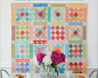 Oh, Scrap!, Fabulous Quilts that make the most of your Stash, 12 patterns using your STASH!!