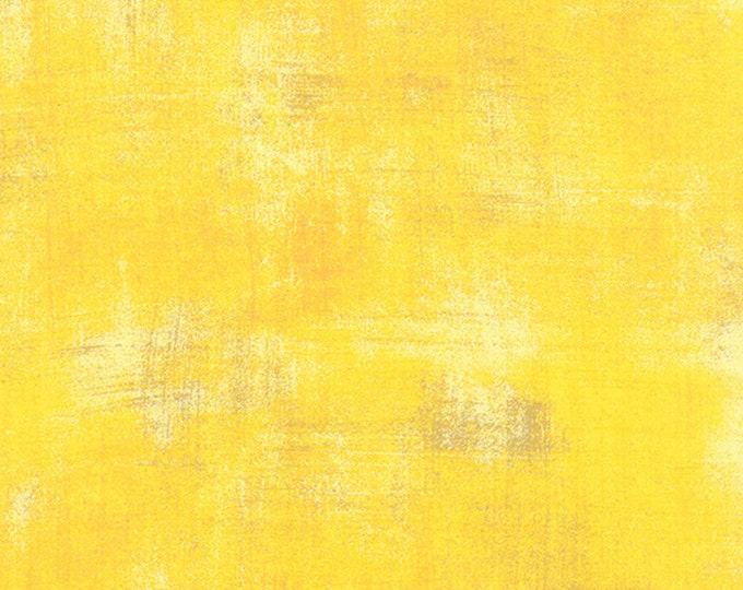 Grunge Sunflower designed by BasicGrey for Moda Fabrics, 100% Premium Cotton by the Yard